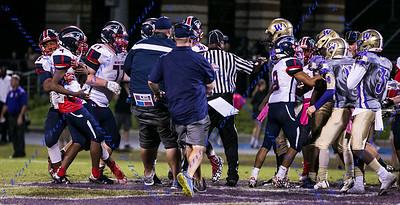 LBHS V vs. Winter Springs - Oct 27, 2017