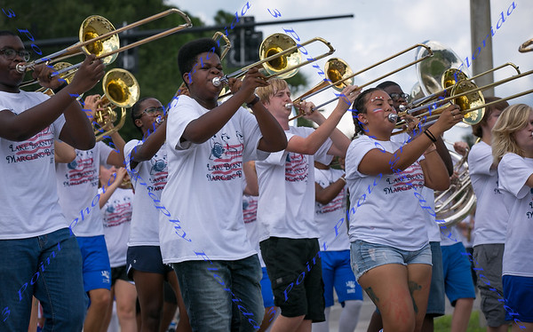 LBHS Homecoming Parade - Sept 7, 2017
