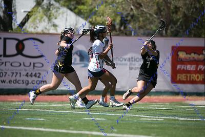 LBHS V Girls Lacrosse vs Buchholz - March 3, 2018