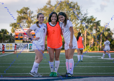 LBHS Girls Soccer - December 2017