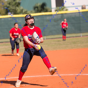 LBHS JV Softball vs East River - March 12, 2018
