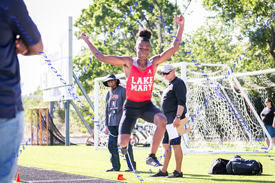 Track & Field @ Lake Howell HS - March 28, 2018