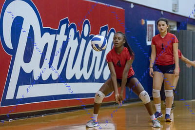 JV Volleyball vs. Oviedo - Aug 22, 2017