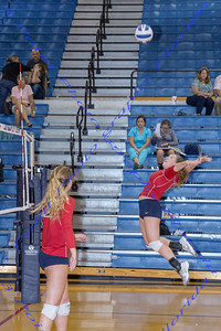 V Volleyball vs Oviedo - Aug 22, 2017