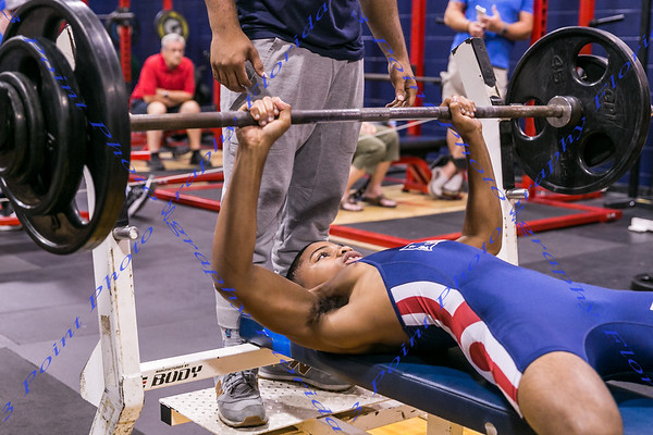 LBHS Weightlifting vs Lake Mary - Feb 28, 2018