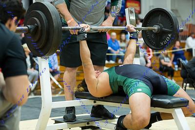 Weightlifting Boys Varsity Class 2a Region 4 Meet - March 21, 2018 - ALL SCHOOLS