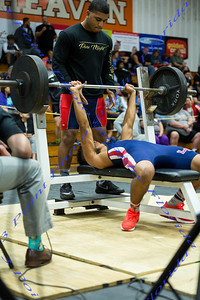 Weightlifting Boys Varsity Class 2a Region 4 Meet - March 21, 2018 - ALL SCHOOLS