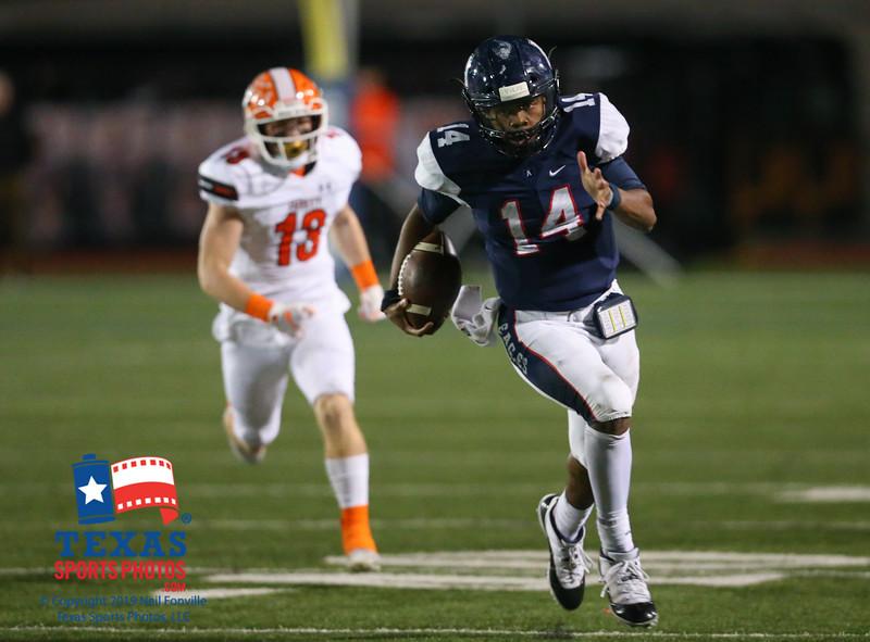 2018-11-23 Rockwall (40) vs Allen (52)