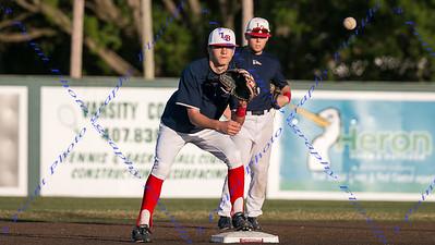 LBHS V Baseball vs Apopka - March 14, 2019