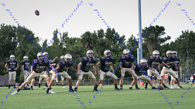 LBHS FR FB vs Winter Springs - Sept 13, 2018