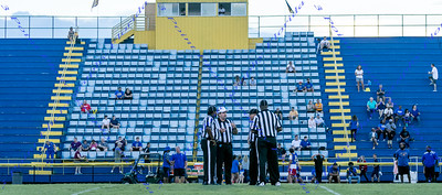 LBHS JV FB vs Lyman - Sept 6, 2018 AWAY