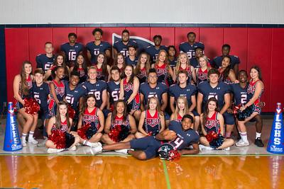 Cheer & Football Seniors CLASS OF 2019