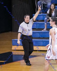 LBHS V Basketball vs Lake Mary - Jan 23, 2019
