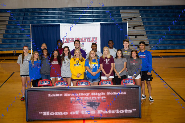 LBHS Signing Day - April 17, 2019