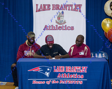 LBHS Signing Day - Dec 19, 2018