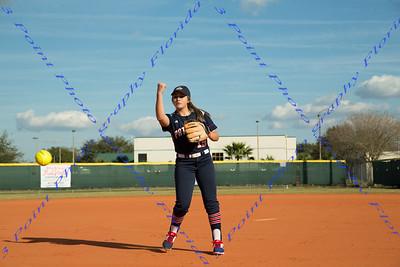LBHS Softball Scrimmage - Feb 8, 2019