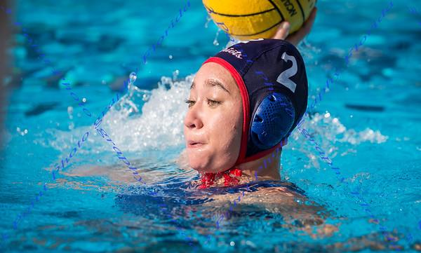 LBHS Water Polo Senior Candids - Feb 22, 2019