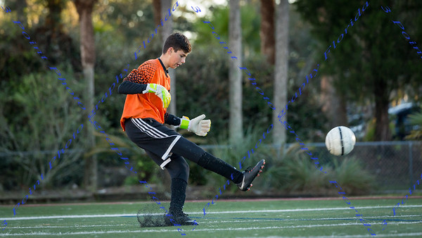 LBHS vs LMHS JV Boys Soccer - Dec 5, 2018