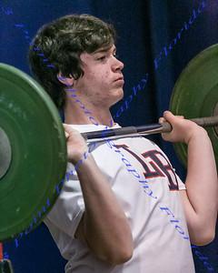 LBHS Weightlifting Boys vs Oviedo - March 6, 2019