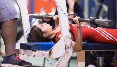 LBHS Weightlifting Girls vs Seminole - Nov 14, 2018