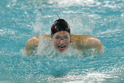 Ava Sealander, Women 100 Yard Butterfly.  Photo by Franklin Brown