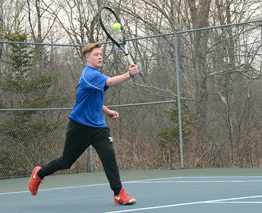 Mariner tennis swings into action