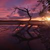 Rondout Reservoir Sunset