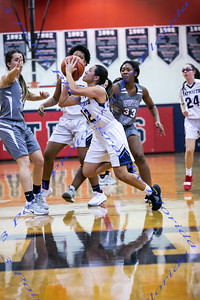 LBHS V Girls BBall vs Winter Springs - Jan 27, 2020