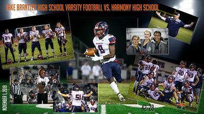 LBHS V FB vs Harmony - Nov 1, 2019