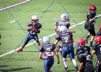CFYFL JPW vs Bucs October 11, 2014