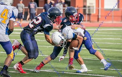 LBHS Freshman vs. Lyman HS - September 6, 2017