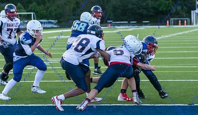 LBHS Freshman vs. Lake Howell HS - Aug 31, 2017