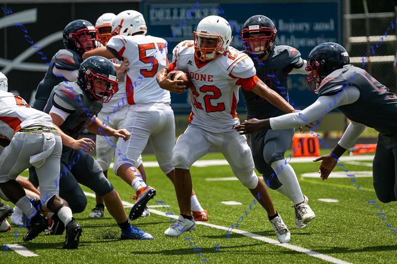 LBHS V Football vs Boone @ Lake Howell - Aug 10, 2019