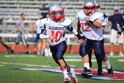 Alt Patriots Junior PeeWee - Fall 2013