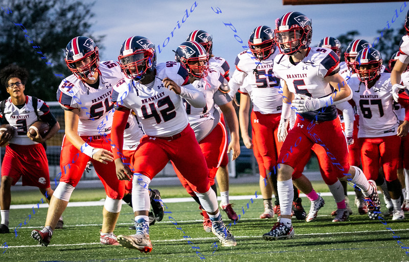 LBHS V FB vs West Orange - Oct 20, 2019