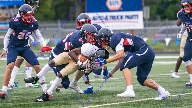 LBHS V FB vs Oak Ridge - Aug 16, 2019