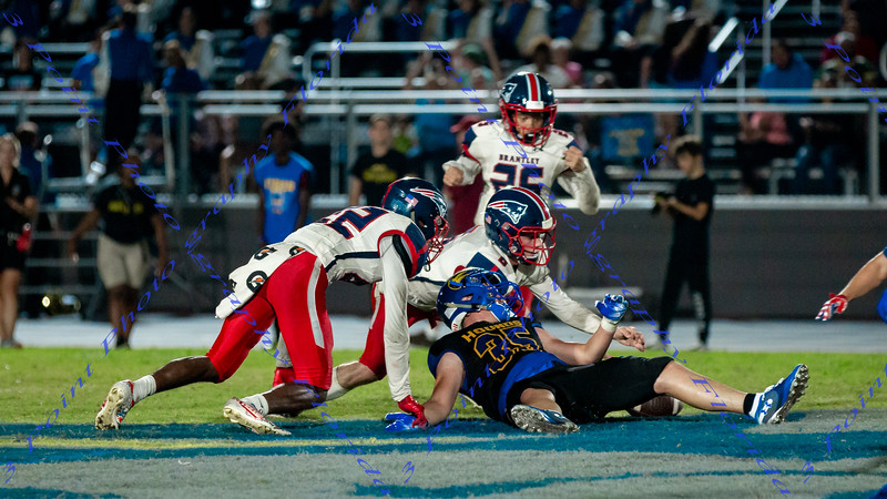 LBHS V FB vs Lyman - Aug 30, 2019
