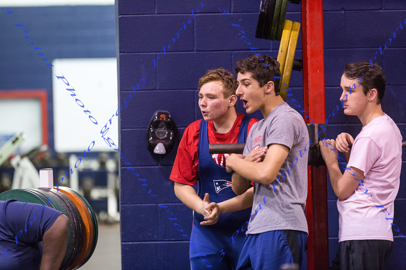 LBHS Weightlifting vs LMHS - Feb 20, 2019