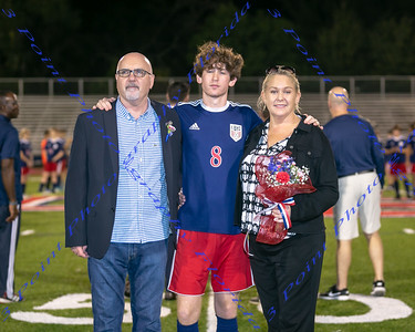 LBHS Boys Soccer Senior Night - Jan 15, 2020