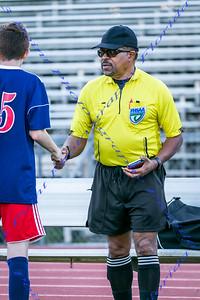 LBHS JV Soccer vs Apopka - Jan 15, 2020