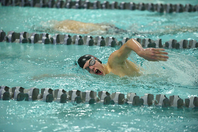 Clark Morrison, Boys 200 Yard Freestyle, Photo by Franklin Brown