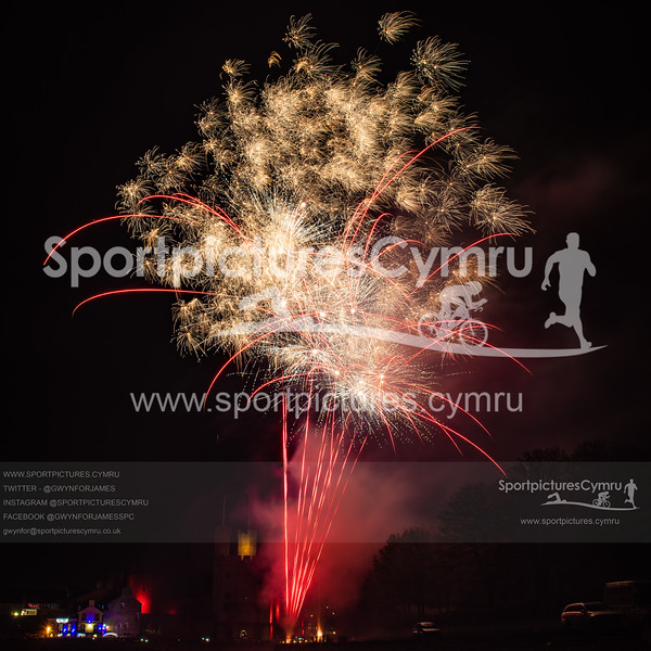 Caernarfon Fireworks - 5015- DSC_5582