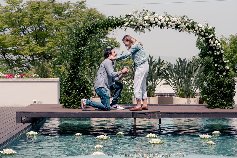 CPASTOR - wedding photography - proposal - K&C