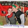Union Station Holiday Party - Fish Eye Fun Photos!