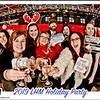 Union Station Holiday Party - Fish Eye Fun Photos!