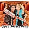 Brown & Crouppen Holiday Party -  Fish Eye Fun Photos!