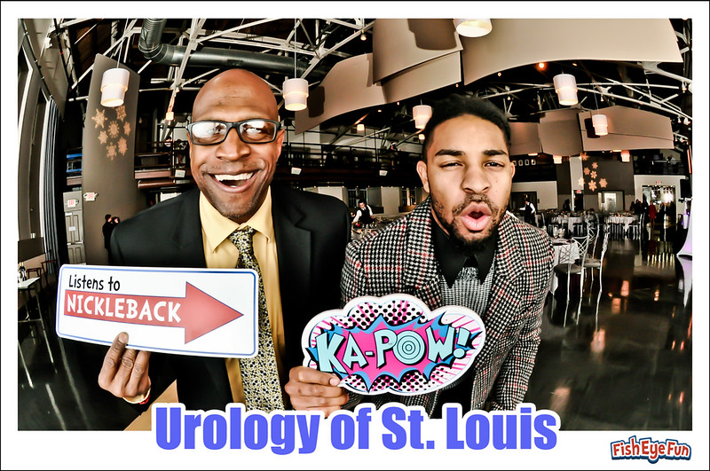 Urology of St Louis Holiday Party - Fish Eye Fun Photos!