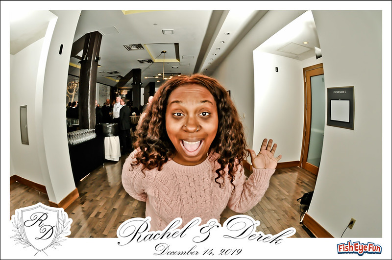 Rachel & Derek -  Fish Eye Fun Photos! #FishEyeFun #SieckingForever