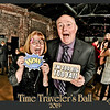 Time Traveler's Ball - Fish Eye Fun Photos!