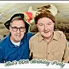 Bob's 60th Birthday! - Fish Eye Fun Photos!